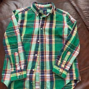 Ralph Lauren Plaid Shirt flannel